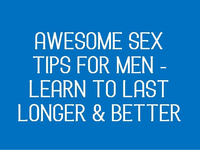 Awesome Sex Tips 95