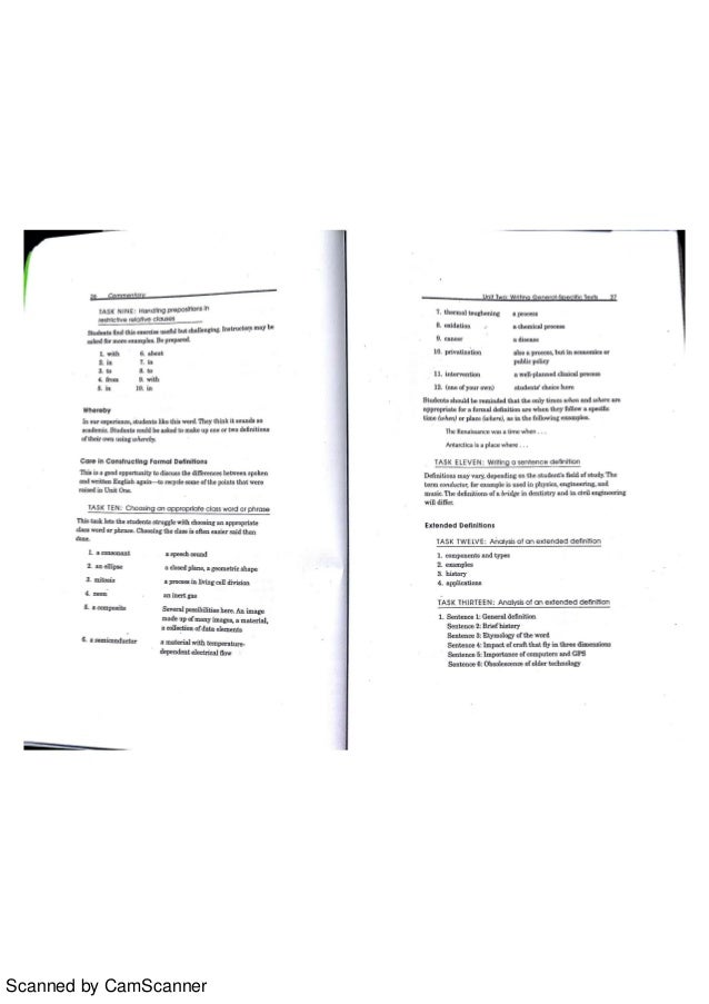 Sourcework Academic Writing From Sources Pdf