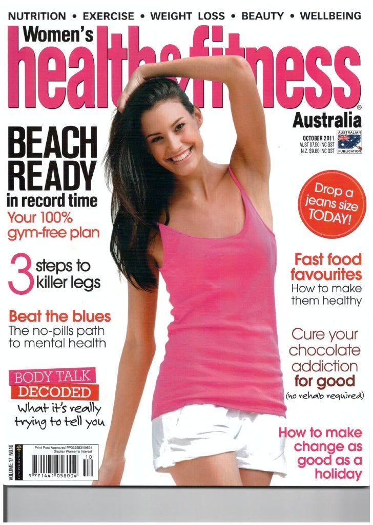 Jodie in Womens Health & Fitness 01