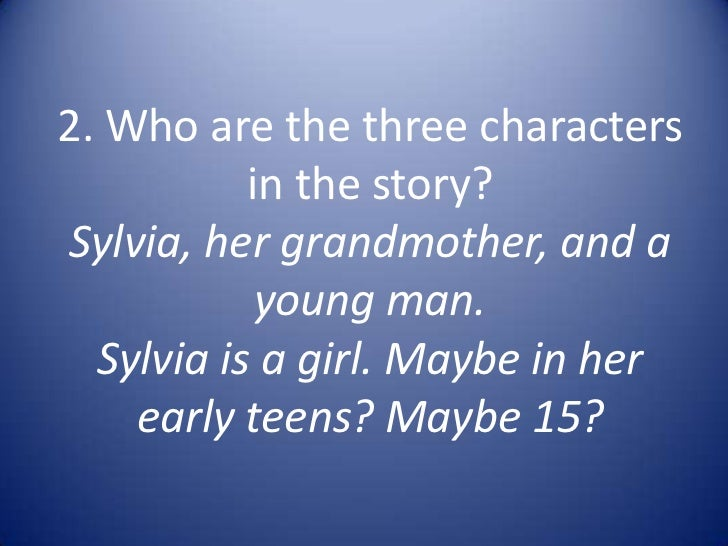 """character analysis sylvia white heron A literary analysis of """"a white heron"""" - download as word doc (doc), pdf file ( pdf), text file (txt) or read online surname 3 adjective """"little"""" further depicts this narrative distance between the author and the character sylvia this effect is likely to be predominant on the modern reader who lives in a mass media age."""
