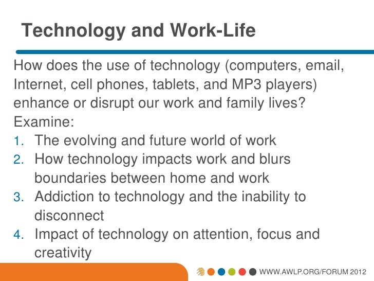 how technology effects our everyday lives Free effects of technology papers, essays,  the main reason being the shockingly high degree to which our society uses technology in our everyday lives.
