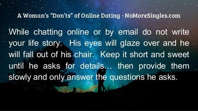 hva galt med dating sites
