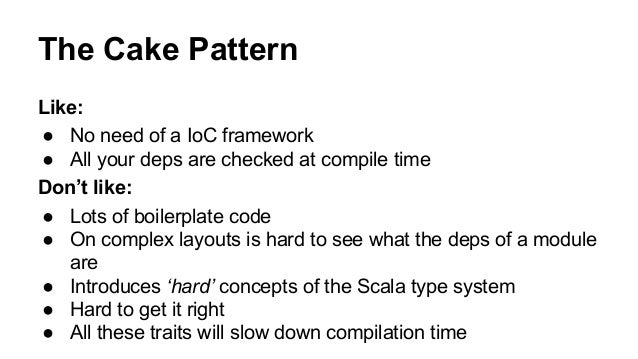 Userdao Monb Postgres 10 The Cake Pattern