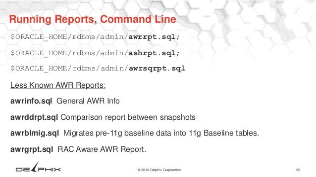 awr and ash advanced usage with db12c