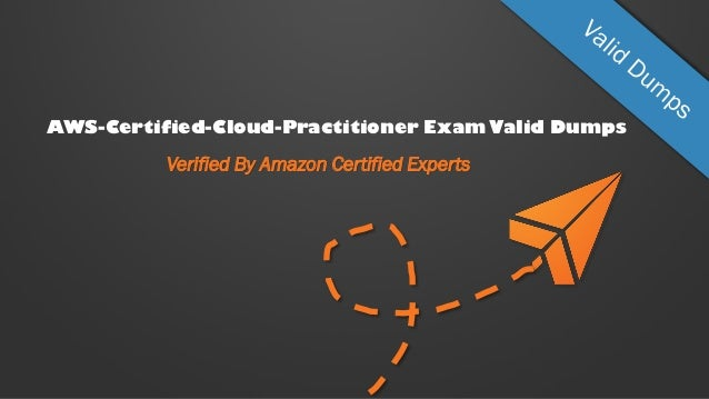 New and Updated Amazon AWS-Certified-Cloud-Practitioner
