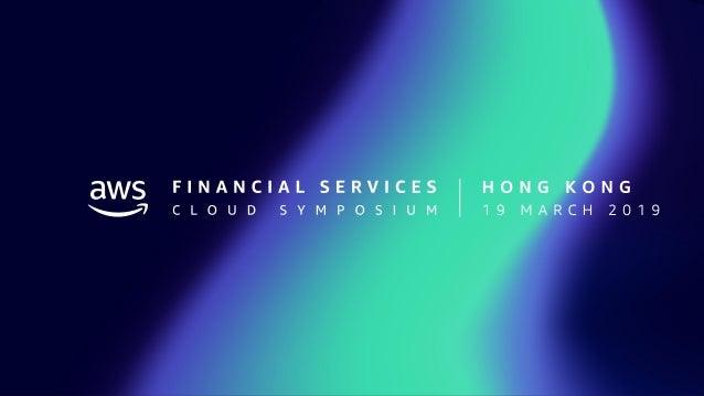 Interledger DvP Settlement on Amazon Managed Blockchain Andrew Koay Head of Blockchain Technology Singapore Exchange Limit...