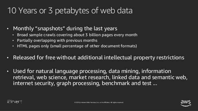 AWS Public Data Sets: How to Stage Petabytes of Data for