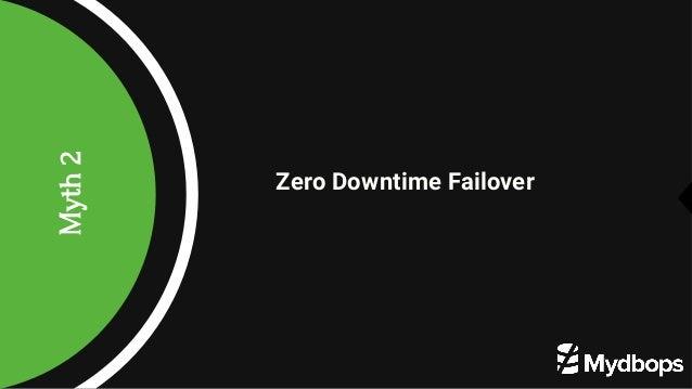 Myth2 Zero Downtime Failover