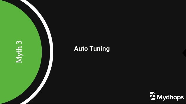 Myth3 Auto Tuning