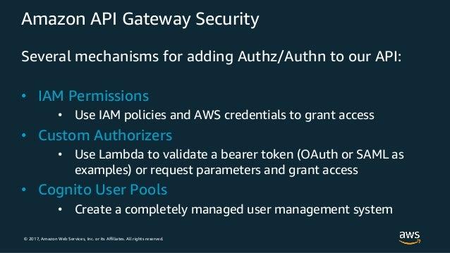 AWS Serverless Development