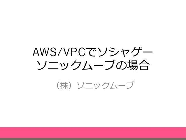AWS/VPC