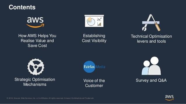 AWS Webinar Series - Cost Optimisation Levers, Tools, and Strategies Slide 3