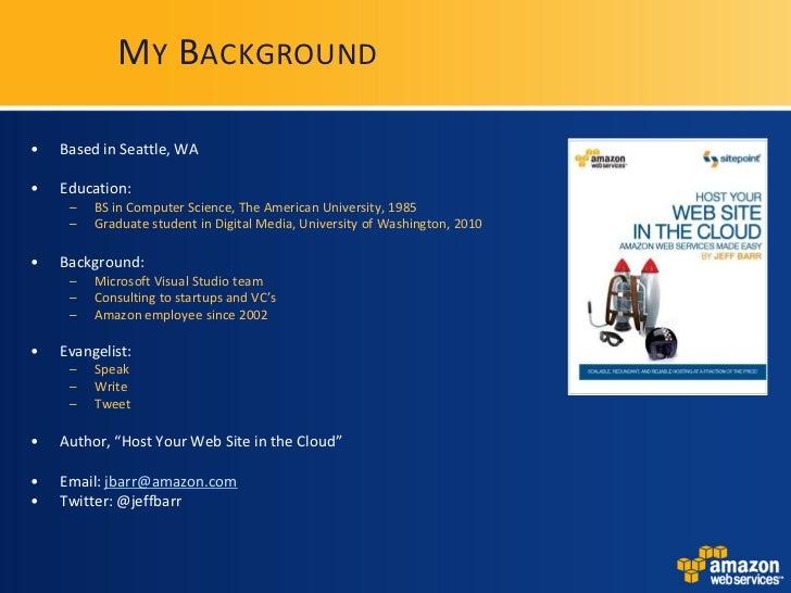 Amazon Elastic MapReduceの紹介(英語) Slide 2