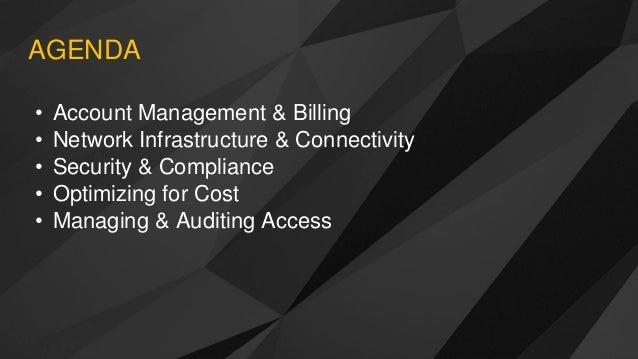 AWS Account Best Practices Slide 2
