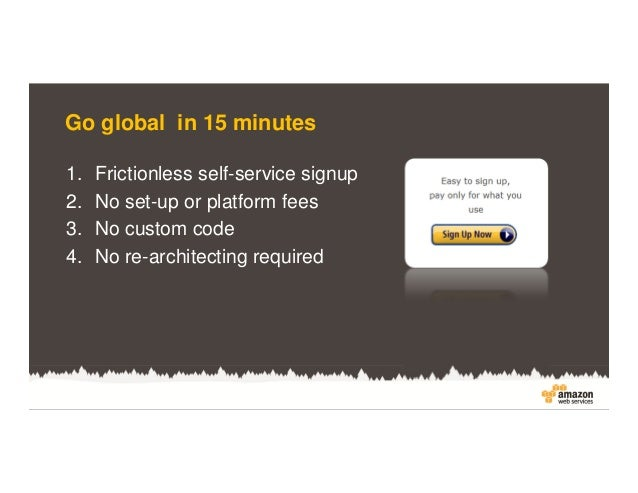 AWS Activate Webinar - Improving customer experience