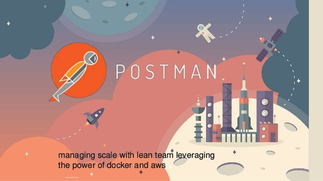 managing scale with lean team leveraging the power of docker and aws