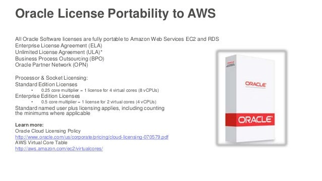 Aws April 2016 Webinar Series Rds For Oracle Quick Provisioning