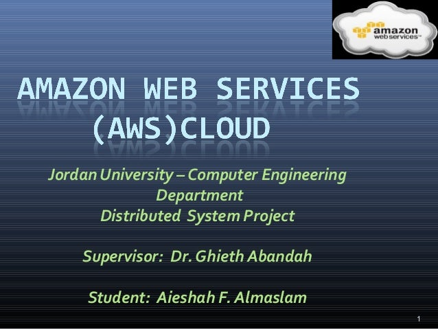 Amazon Web Services (AWS) Case study
