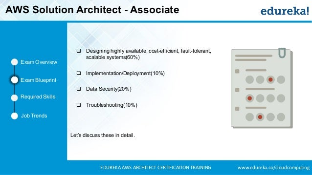 Aws certified solutions architect aws tutorial aws for Aws architecture training