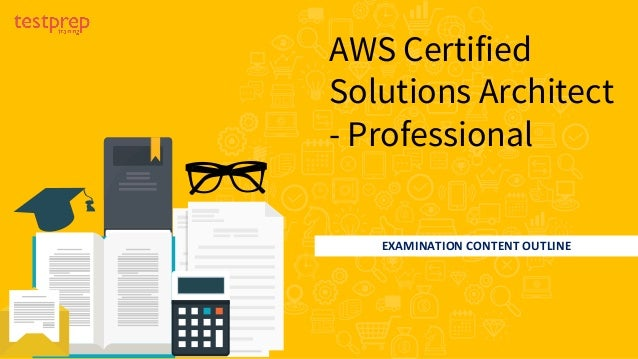 AWS Certified Solutions Architect - Professional Brochure