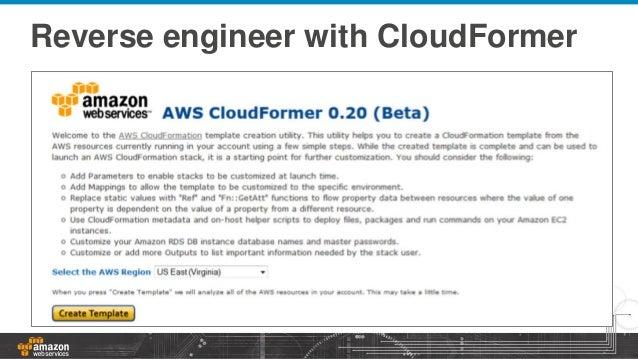 AWS CloudFormation Best Practices by Hisham Baz, Senior