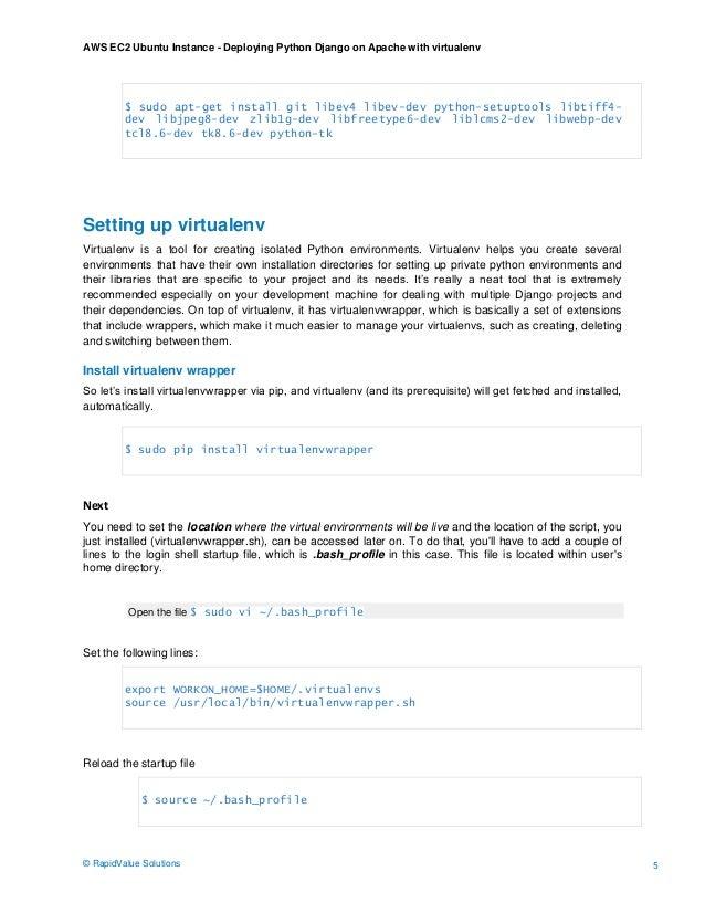 AWS EC2 Ubuntu Instance - Step-by-Step Deployment Guide