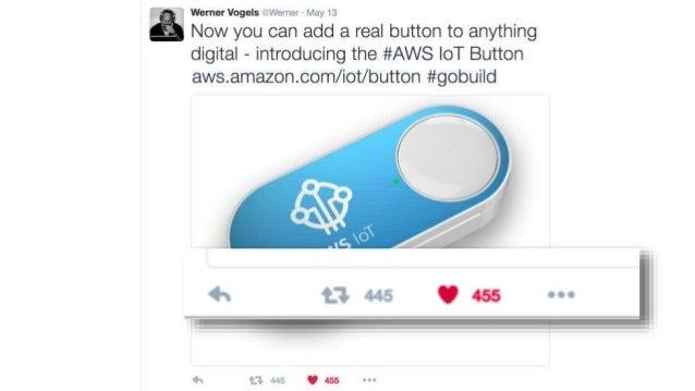 AWS IoT Button - AWS August Webinar Series