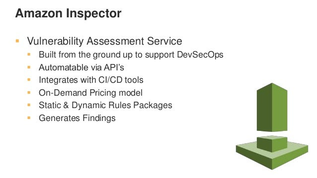 Getting Started with Amazon Inspector - AWS June 2016