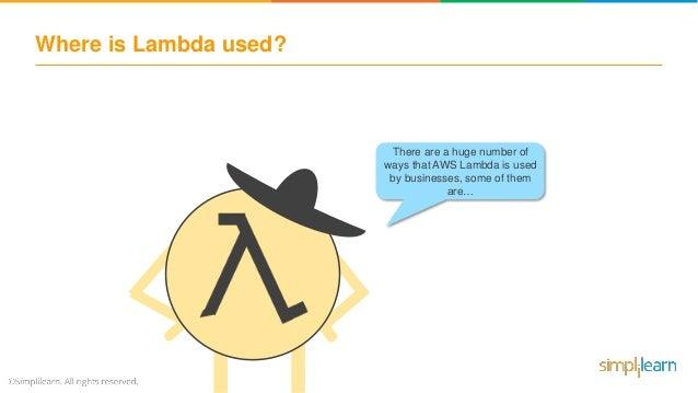 AWS Lambda Tutorial For Beginners | What is AWS Lambda