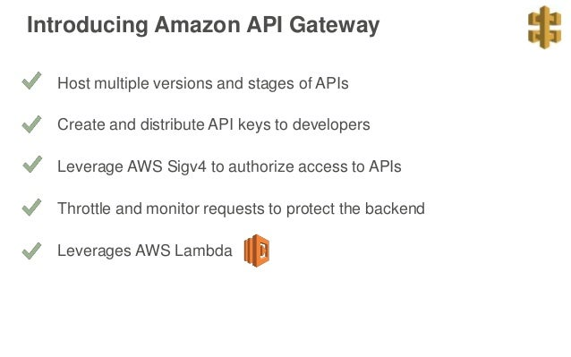 AWS March 2016 Webinar Series Building Your Data Lake on AWS