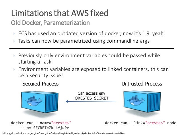 Building a Global-Scale Multi-Tenant Cloud Platform on AWS and Docker…