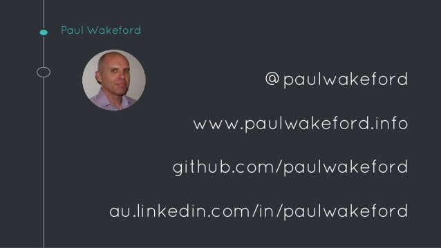 AWS Sydney Meetup April 2016 - Paul Wakeford Slide 2