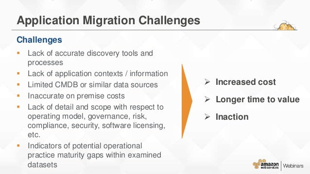 AWS Migration Planning Roadmap Slide 3