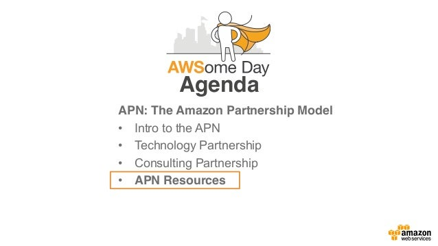 APN Portal • Webcasts • On-Demand Training • Training Discount • Marketing Tools • Content Syndication • Register Opportun...