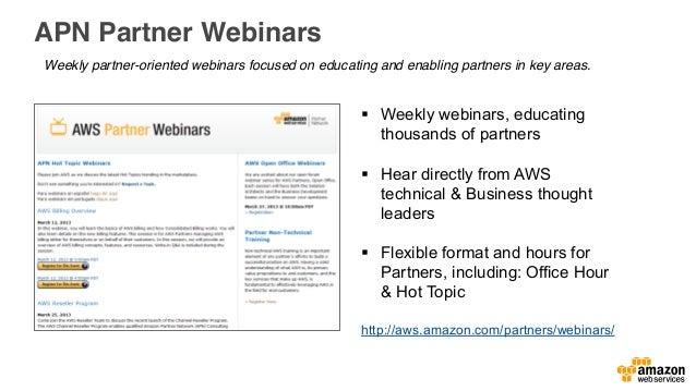 Amazon Partner Network Marketing Centre