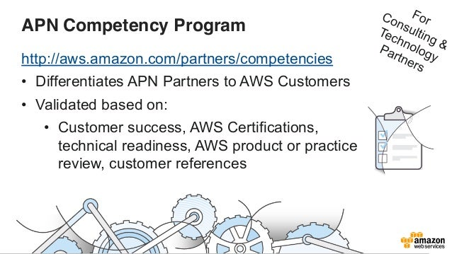 AWS Channel Reseller Program • The AWS Channel Reseller Program is designed for APN Consulting Partners who have built the...