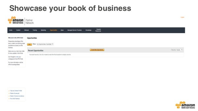 Expand Technical Skills with Training Visit aws.amazon.com/training for course descriptions Go to www.aws.training to view...