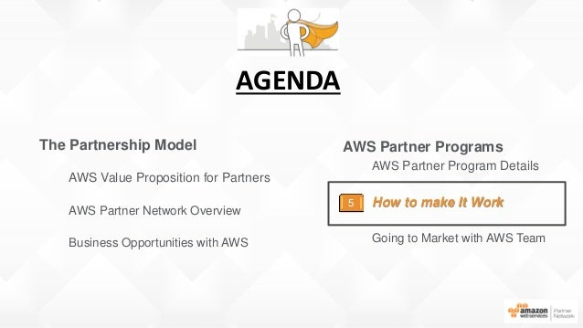 Sales Enablement Training for AWS APN Partners - OBAM