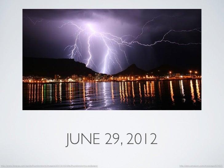 JUNE 29, 2012http://www.fanpop.com/spots/thunderstorm/images/25416163/title/thunderstorms-wallpaper   http://aws.amazon.co...