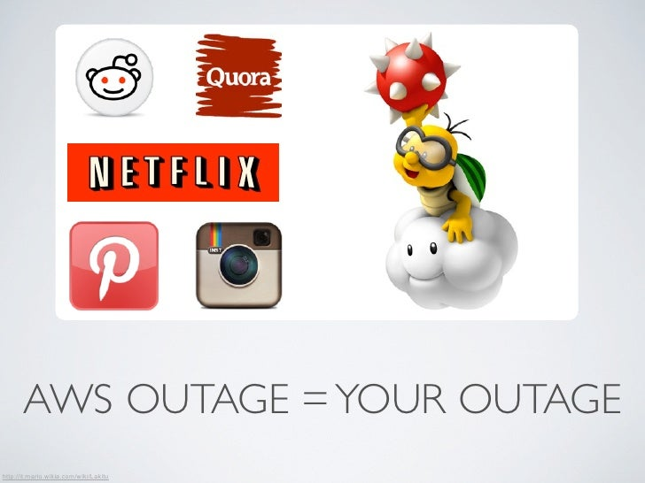 AWS OUTAGE = YOUR OUTAGEhttp://it.mario.wikia.com/wiki/Lakitu