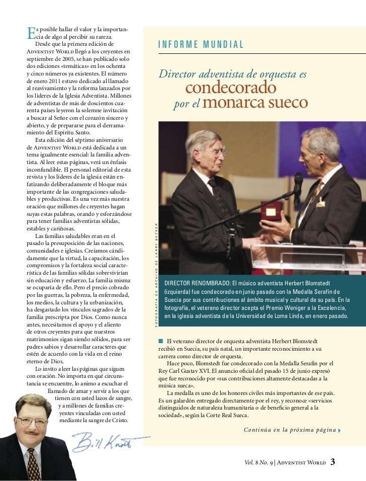 Revista Adventista 2012  Slide 3
