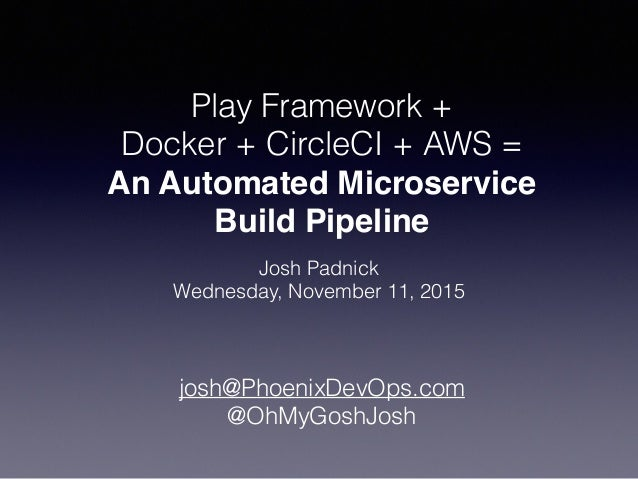 Play Framework + 