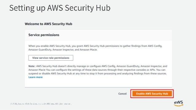 Aws re invent2018_security_recap_introducing_securityhub_ja