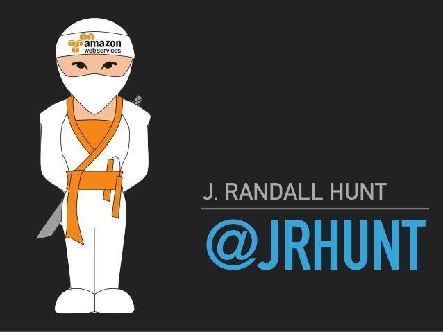 @JRHUNT J. RANDALL HUNT