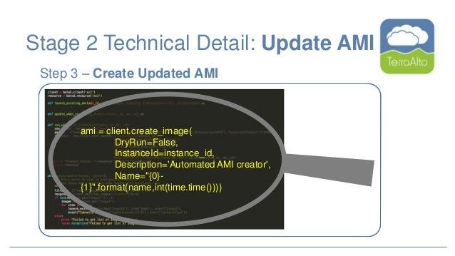 Silence of the Lambda - Use AWS Lambda & Python to automate operating…