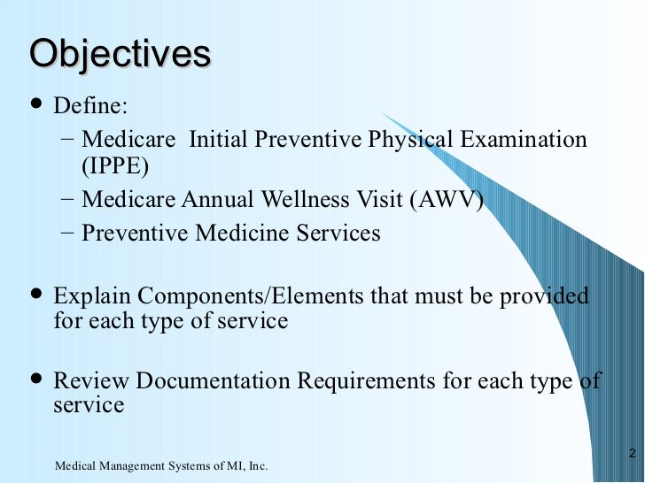 Medicare Annual Wellness Visit Template | Sorting Through Medicare Annual Wellness Visits The Ippe And Prevent
