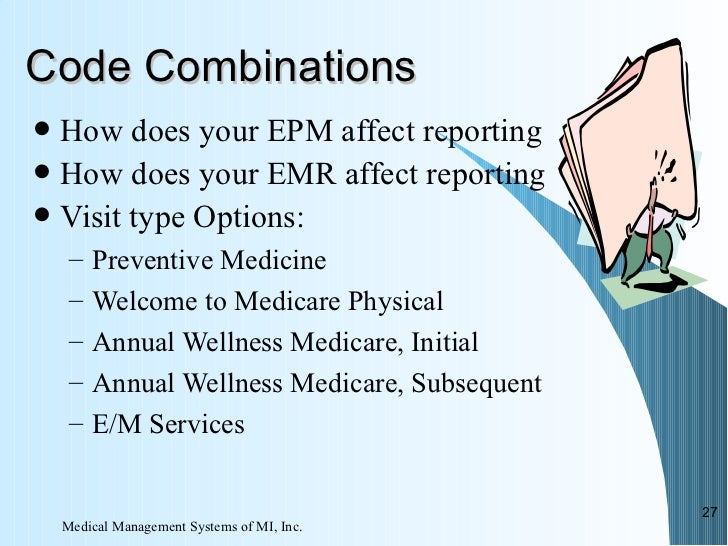 Sorting Through Medicare Annual Wellness Visits The Ippe