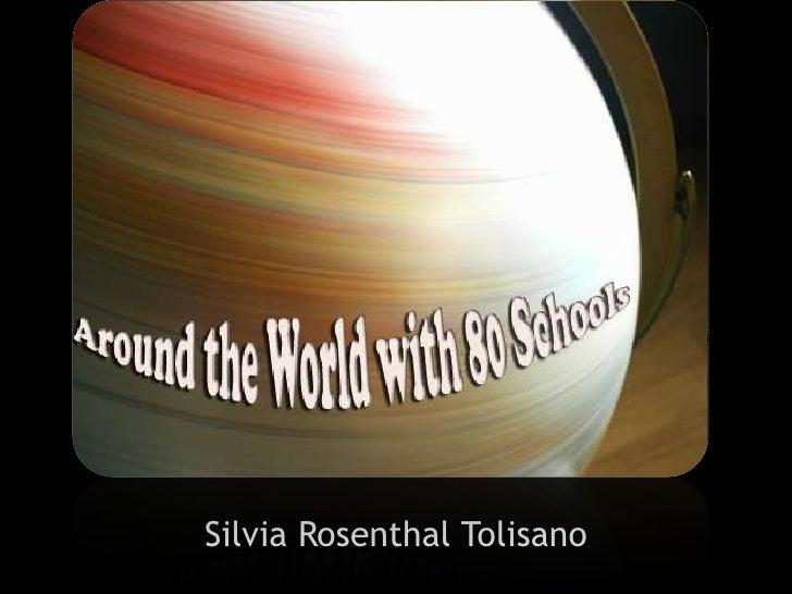 Silvia Rosenthal Tolisano<br />