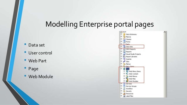 Debugging X++ in the Enterprise Portal • Configuring Internet Information Services (desktop interaction must be enabled fo...