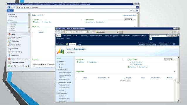 Enterprise Portal Architecture